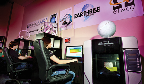 Earthrise Space